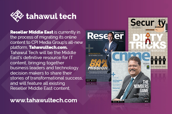 Tahawultech.com - CPI Media Group's all new platform